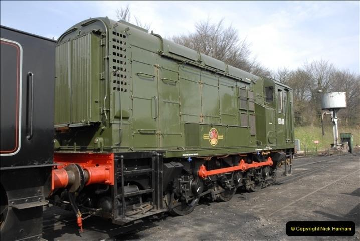 2011-03-24. Mid Hants Railway. (19)375