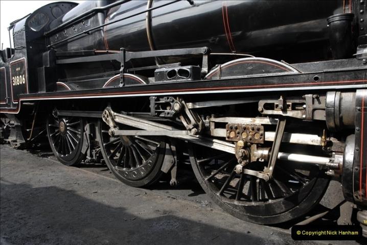 2011-03-24. Mid Hants Railway. (25)381
