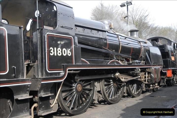 2011-03-24. Mid Hants Railway. (29)385