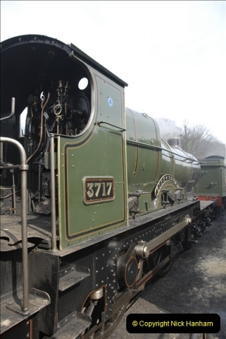 2011-03-24. Mid Hants Railway. (33)389