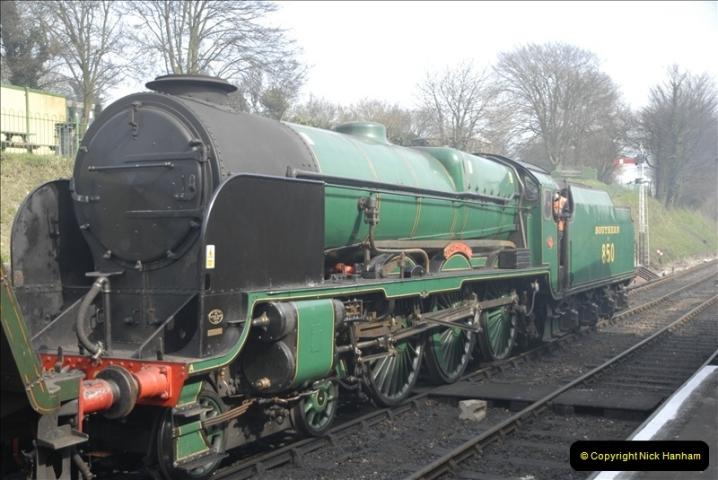 2011-03-24. Mid Hants Railway. (3)359