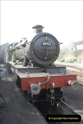 2011-03-24. Mid Hants Railway. (43)399