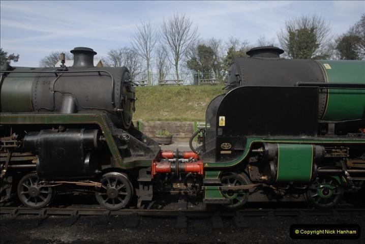 2011-03-24. Mid Hants Railway. (4)360