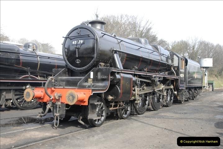 2011-03-24. Mid Hants Railway. (48)404