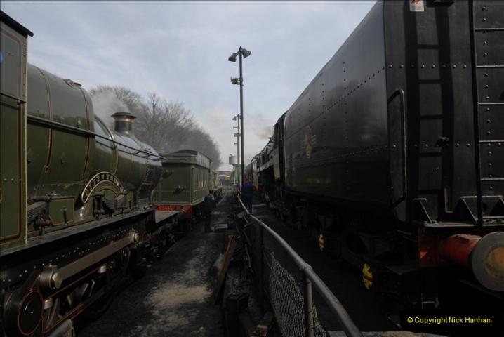 2011-03-24. Mid Hants Railway. (57)413