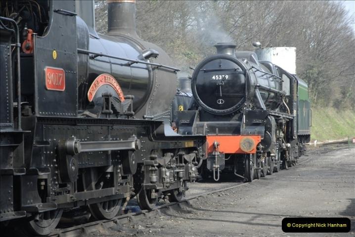 2011-03-24. Mid Hants Railway. (60)416