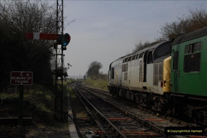 2011-03-24. Mid Hants Railway. (62)418
