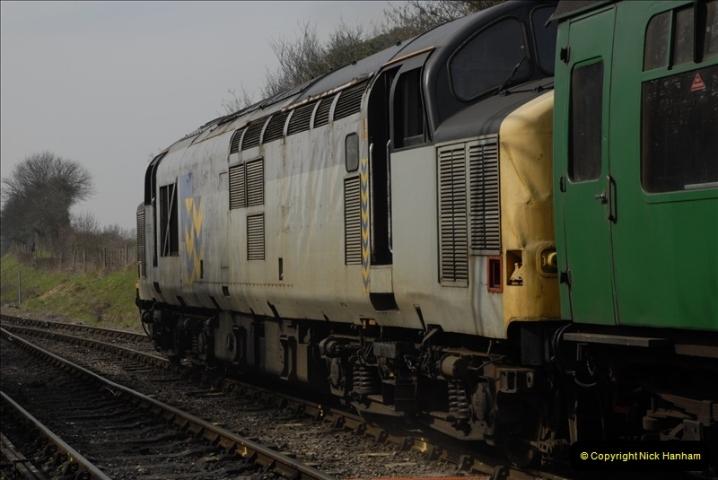 2011-03-24. Mid Hants Railway. (63)419