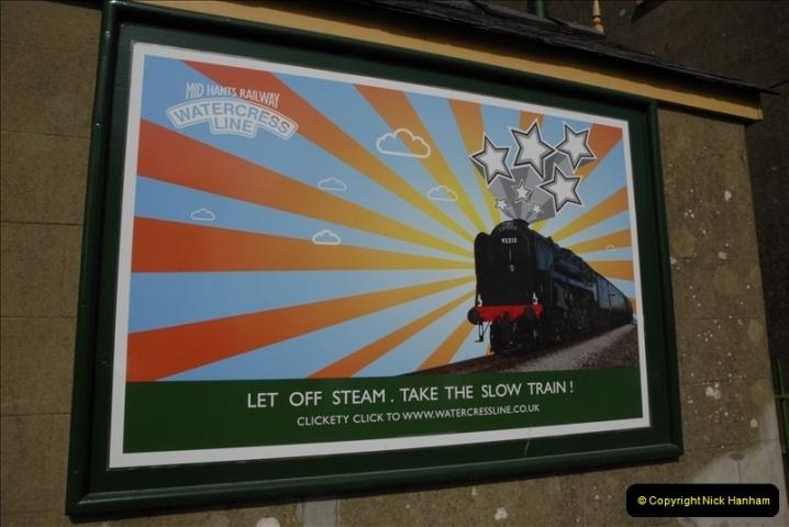2011-03-24. Mid Hants Railway. (66)422
