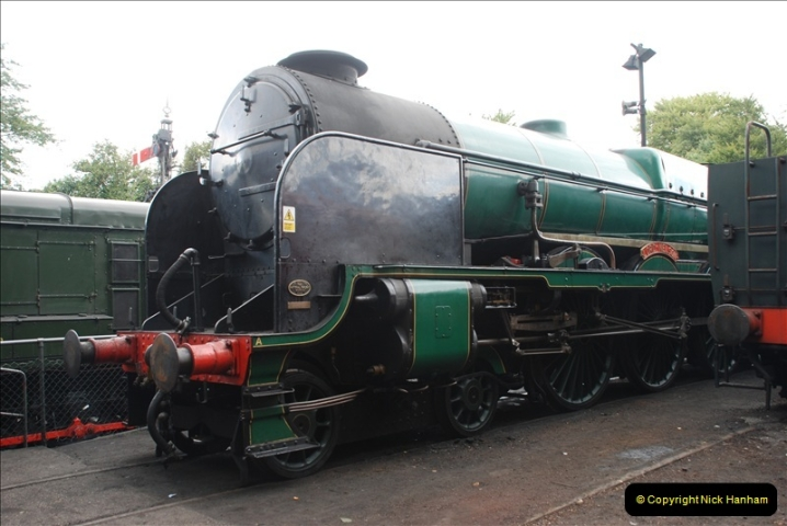2011-08-15 Mid Hants Railway, Ropley, Hampshire.  (16)439