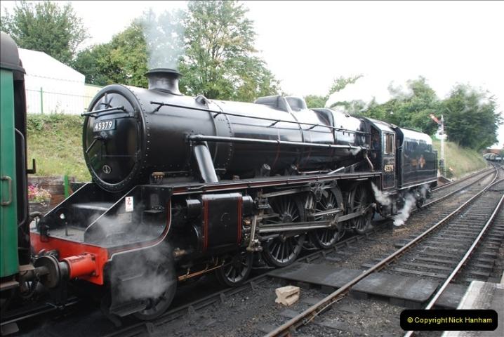 2011-08-15 Mid Hants Railway, Ropley, Hampshire.  (21)444