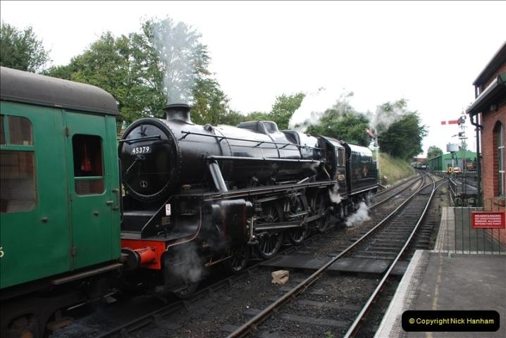 2011-08-15 Mid Hants Railway, Ropley, Hampshire.  (23)446