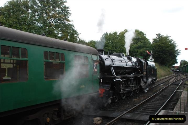 2011-08-15 Mid Hants Railway, Ropley, Hampshire.  (24)447