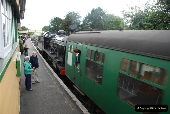 2011-08-15 Mid Hants Railway, Ropley, Hampshire.  (38)461