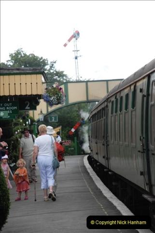 2011-08-15 Mid Hants Railway, Ropley, Hampshire.  (40)463