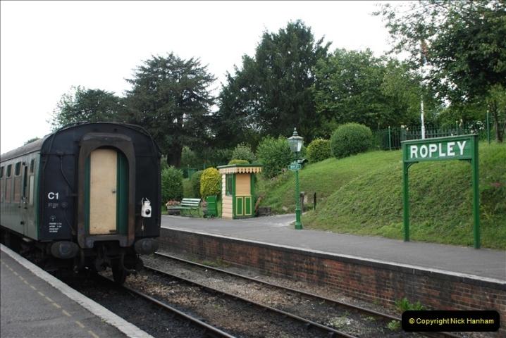 2011-08-15 Mid Hants Railway, Ropley, Hampshire.  (41)464
