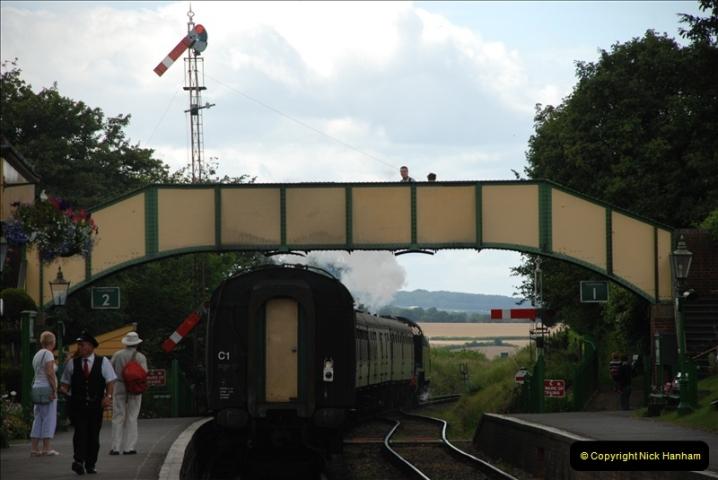 2011-08-15 Mid Hants Railway, Ropley, Hampshire.  (42)465