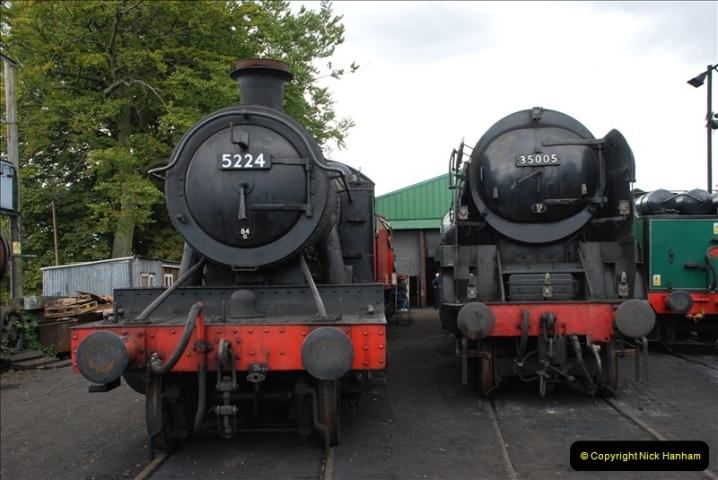 2011-08-15 Mid Hants Railway, Ropley, Hampshire.  (4)427