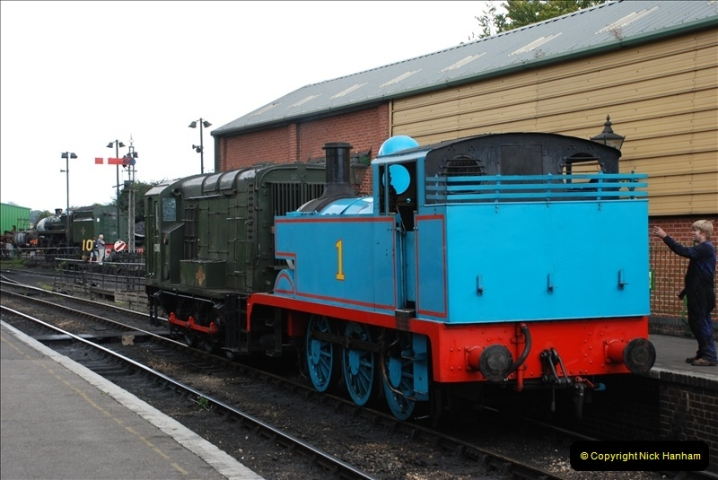 2011-08-15 Mid Hants Railway, Ropley, Hampshire.  (44)467