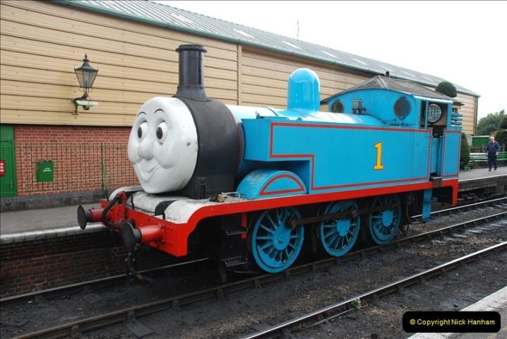 2011-08-15 Mid Hants Railway, Ropley, Hampshire.  (45)468