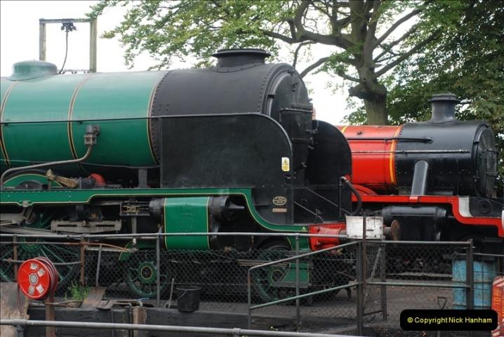 2011-08-15 Mid Hants Railway, Ropley, Hampshire.  (46)469