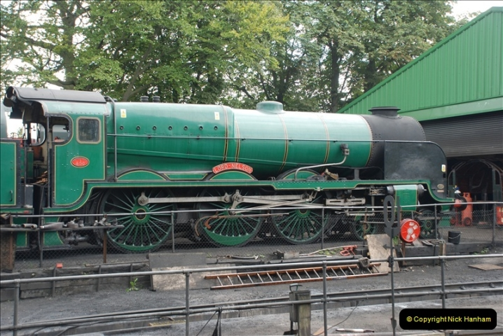 2011-08-15 Mid Hants Railway, Ropley, Hampshire.  (47)470