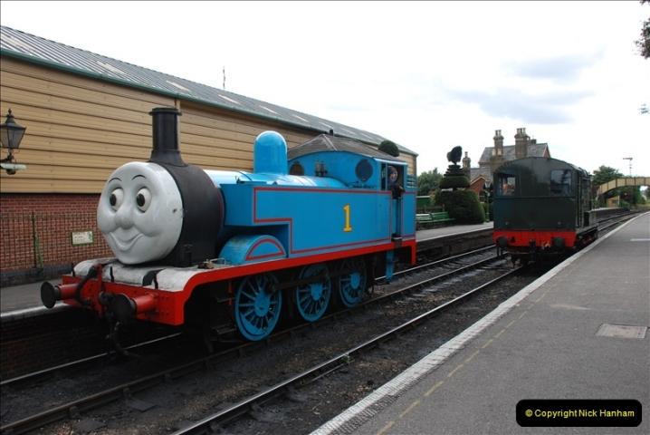 2011-08-15 Mid Hants Railway, Ropley, Hampshire.  (49)472