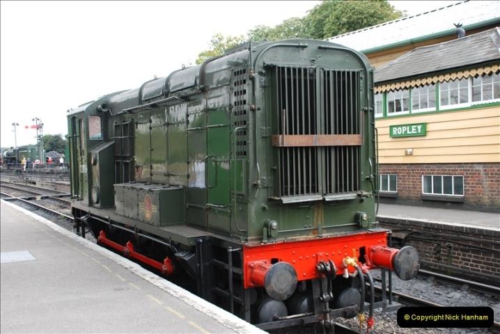 2011-08-15 Mid Hants Railway, Ropley, Hampshire.  (52)475