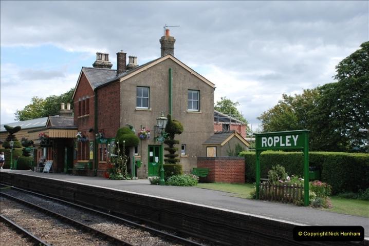 2011-08-15 Mid Hants Railway, Ropley, Hampshire.  (59)482