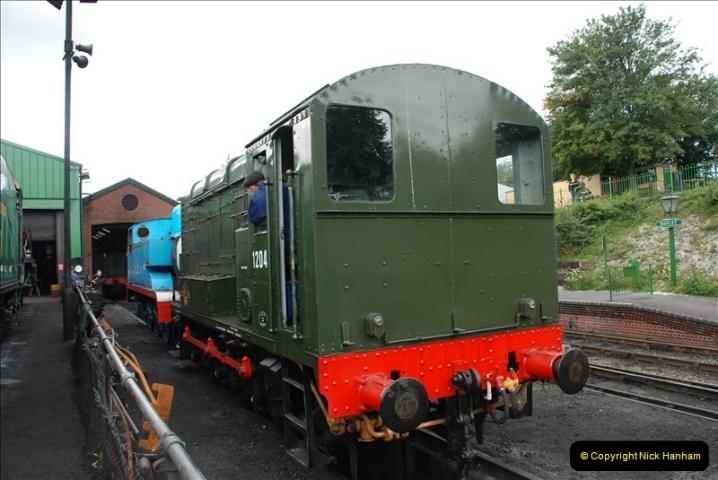 2011-08-15 Mid Hants Railway, Ropley, Hampshire.  (6)429