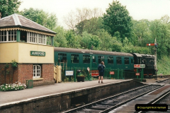 1999-05-15 The Mid Hants Railway.  (4)004
