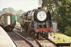 2003-08-12 Thomas week on the Mid Hants Railway.  (8)021