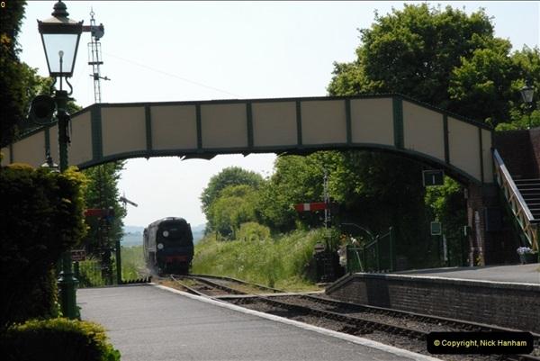 2013-06-06 Mid Hants Railway, Ropley, Hampshire.  (105)