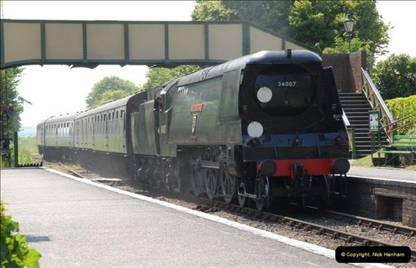2013-06-06 Mid Hants Railway, Ropley, Hampshire.  (107)