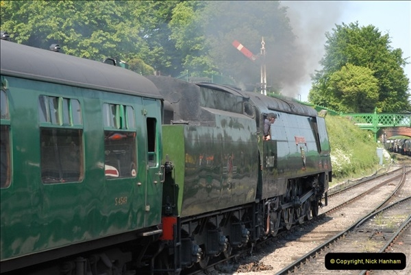 2013-06-06 Mid Hants Railway, Ropley, Hampshire.  (114)