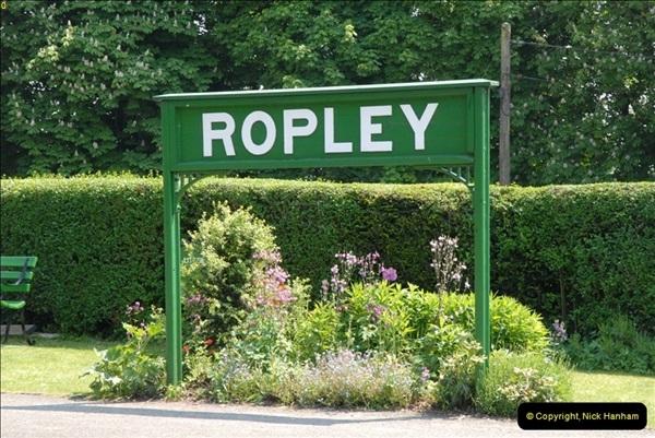 2013-06-06 Mid Hants Railway, Ropley, Hampshire.  (3)