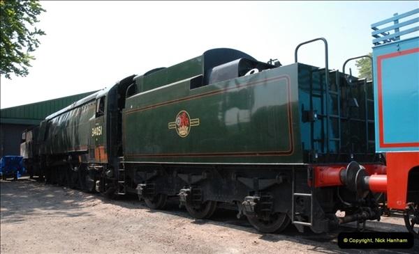 2013-06-06 Mid Hants Railway, Ropley, Hampshire.  (44)