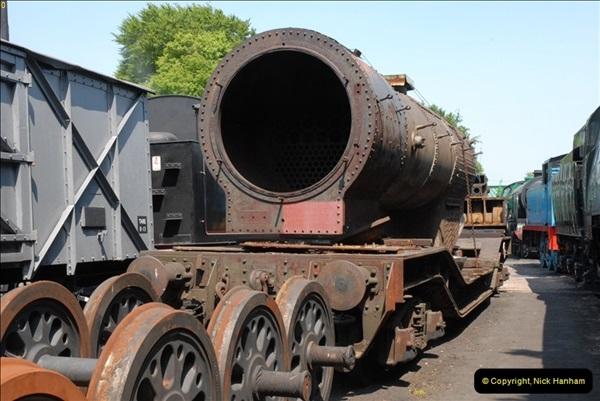 2013-06-06 Mid Hants Railway, Ropley, Hampshire.  (52)