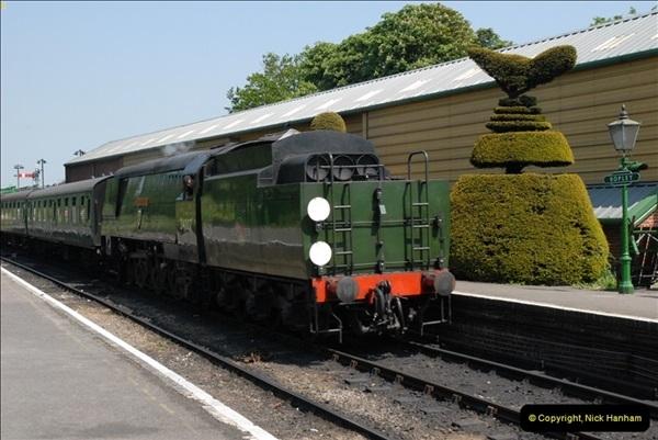2013-06-06 Mid Hants Railway, Ropley, Hampshire.  (65)