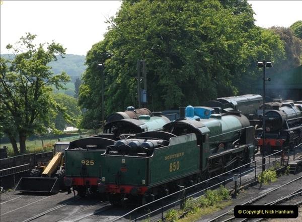 2013-06-06 Mid Hants Railway, Ropley, Hampshire.  (88)