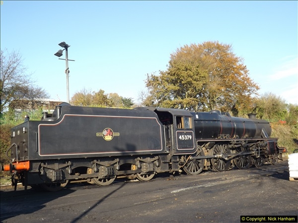 2013-11-22 MidHants Railway.  (30)