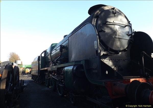 2013-11-22 MidHants Railway.  (38)