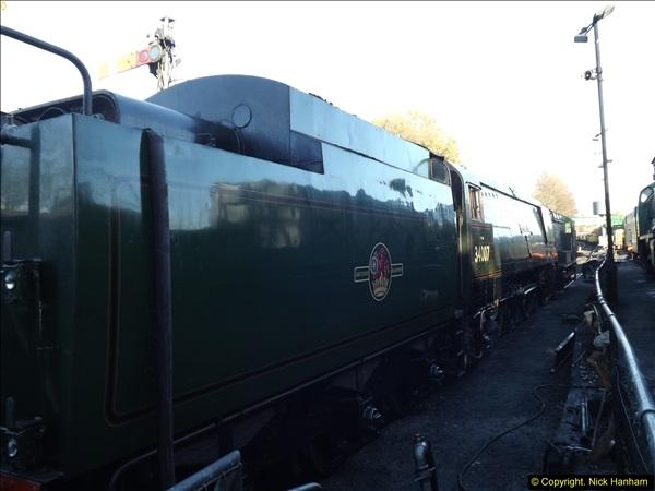 2013-11-22 MidHants Railway.  (39)