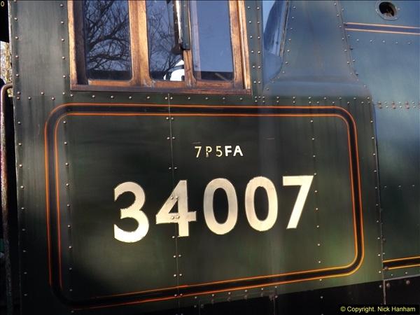 2013-11-22 MidHants Railway.  (40)
