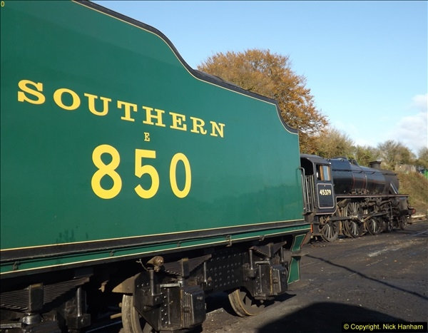 2013-11-22 MidHants Railway.  (44)