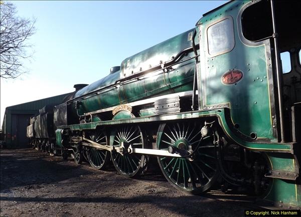 2013-11-22 MidHants Railway.  (45)