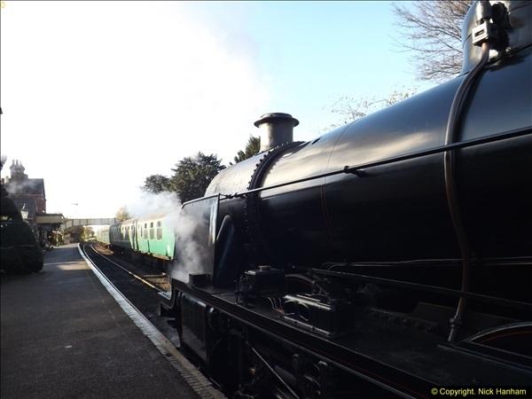 2013-11-22 MidHants Railway.  (5)