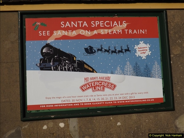 2013-11-22 MidHants Railway.  (54)