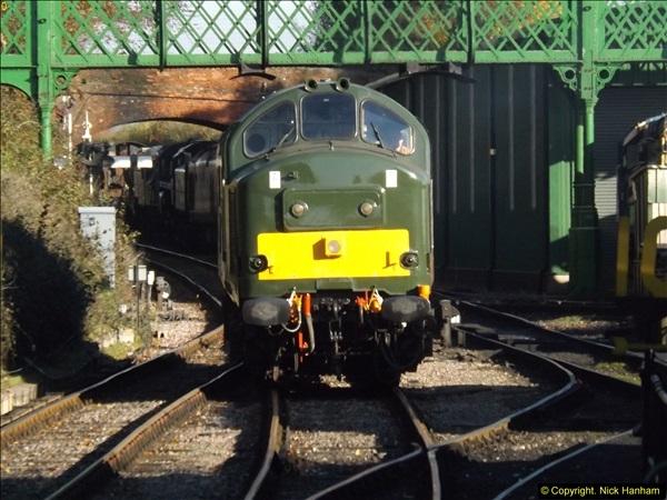 2013-11-22 MidHants Railway.  (6)