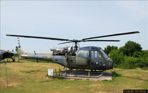 2013-07-17 Museum of Army Flying, Middle Wallop, Hampshire.  (7)007